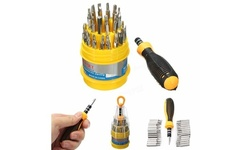 31 Piece Tool Kit Screwdriver set