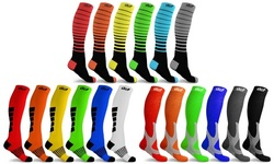 DCF Ultimate Compression Socks Collection (6-Pack)