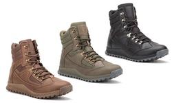 Reserved Footwear New York Men's Navigator High-Top Sneaker