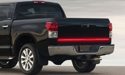 "Truck Tailgate Bar LED Light Strip 60"" with Brake/Reverse/Turn Signal Usage"