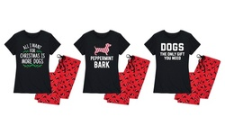 Nap Chat: Feliz Navi Dog Women's Pajama Sets