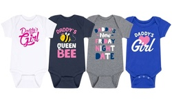 Instant Message: Daddy's Little Princess Bodysuits