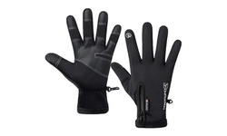 Mens Winter Warm Gloves Waterproof Touch Screen Gloves for Cycling and Outdoor