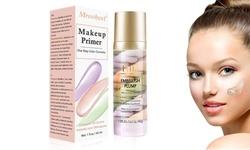 Makeup Primer One Step Color Corrector Isolation Cream Tricolor Make Base