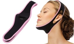 Facial Lifting and Slimming Strap - Double Chin Reducer - Anti-Wrinkle Band