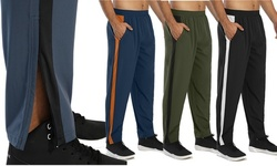 Men's Casual Lightweight Sweatpants Breathable Quick Dry Training Running