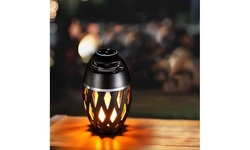 Margaritaville Bluetooth LED Tiki Torch Speaker