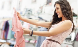 $12 for $25 Worth of Consigned Clothing and Accessories for Women at Elite Repeats Clothing Boutique