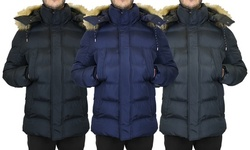 Men's Heavyweight Tech Parka With Cold Pro Technology