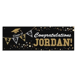 Custom Event Banners from Personalized Planet (1- or 2-Pack) (Up to 51% Off)