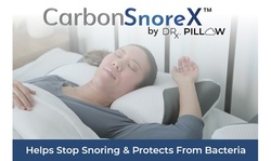 8 in 1 Cooling Pillow with Anti-Snore Technology and Germ & Allergen Defense