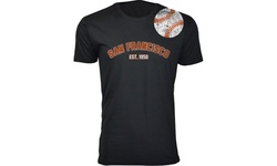 Men's Home Run Baseball T-shirts (Extended Sizes Available)