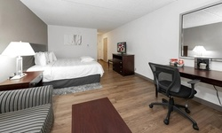 Stay at Top-Secret Central New Jersey Hotel near Staten Island