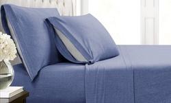 Malina Jersey Cotton Sheet Set (3 or 4-Piece)