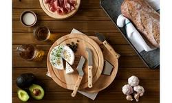 NFL Circo Cheese Cutting Board Set (5-Piece)