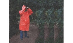 5ft Overall Length Reusable Aluminum Coated Insulated Poncho