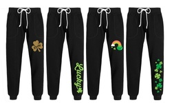 Instant Message: St Patrick's Day Fun Joggers