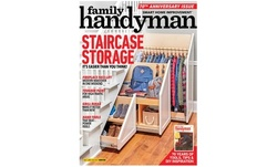 Family Handyman Magazine Subscription for One Year (50% Off)