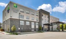Stay at Holiday Inn Express & Suites Denton South in Denton, TX