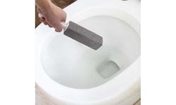 Pumice cleaning stone with handle (1- or 2-Pack)