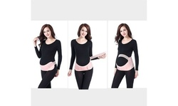 Maternity Belt Pregnancy Support Waist Back Abdomen Prenatal Belly Band Brace
