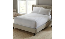 Clearance: Pinsonic-Quilted Waterproof Mattress Pad