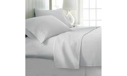 Bamboo-Blend Luxury Home Ultra Soft Sheet Set (4-Piece)