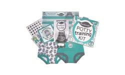 Handcraft Toddler Kids Potty Training Kit Teal, Size 2T/3T