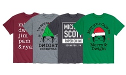 Instant Message: Men's Office Christmas Party T-Shirts