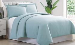 2 or 3 piece Ultra-Plush Solid Duvet Set