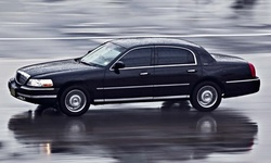 Roundtrip Airport Transportation in a Sedan or a Van or SUV from Border Limousine Service (Up to 50% Off)