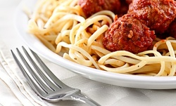 $11 for $20  Worth of Food for Two During Lunch or Dinner at T.J's on the Avenue
