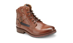 Reserved Footwear Men's The Ardan Leather Boot