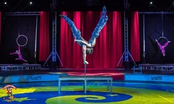 Garden Bros. Circus for Two Adults and Two Children on Friday, February 5
