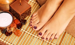 One or Three Spa Pedicures at Forever Young Aestheti Spa (Up to 47% Off)