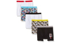 Boys Star Wars, Spiderman, or Dawn of Justice Boxer Briefs (5-Pack)