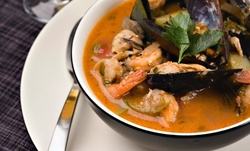$12.75 for $20 Worth of Cajun and Creole Food at Alligator Cafe