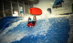 One or Two 30-Minute Flowrider Sessions at AquaShop (Up to 37% Off)