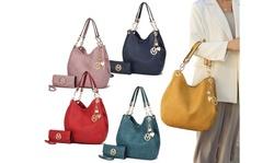 MKF Collection Ashley Hobo Shoulder Bag by Mia K.