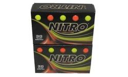 Crossfire Orange & Yellow 60 Ball Pack