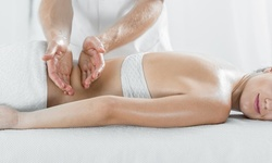 Deep-Tissue, Foot and Back, or Neck, Back, and Shoulder Massage at F&B Spa (Up to 52% Off)
