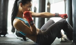 Up to 57% Off on Boxing / Kickboxing - Training at WEST   STREET FITNESS