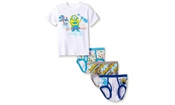 Handcraft Licensed Boys 3-Pack Underwear and Tank Sets