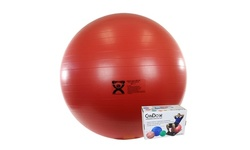 CanDo ABS inflatable Stability Exercise Ball