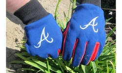 Forever Collectibles MLB Utility Gloves for Home & Garden (1 or 2-Pack)