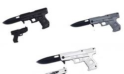 Gun Shape Assisted-Open Knife