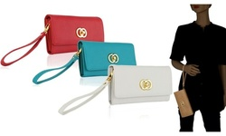 MKF Collection Maya Is a Turn Look Wallet by Mia K