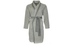 Isotoner Men's Super Soft Jersey Plush Robe