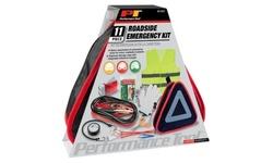 Performance Tool 11pc Roadside Emergency Kit