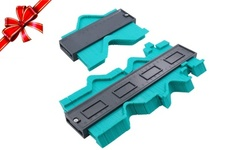 Contour Gauge Duplicator Widen Shape Duplication Gauge Tool Ruler for Corners